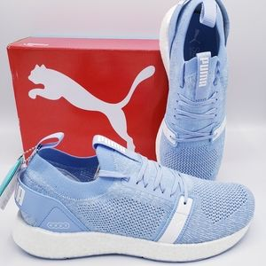 Puma Nrgy Engineer Knit Blue White